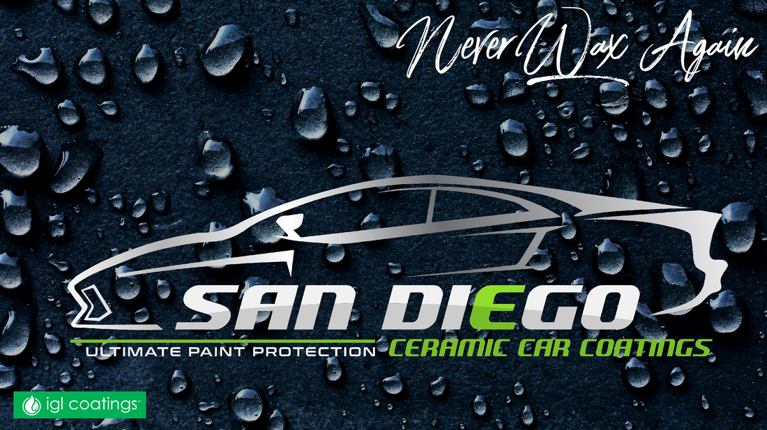 San Diego Ceramic Car Coating